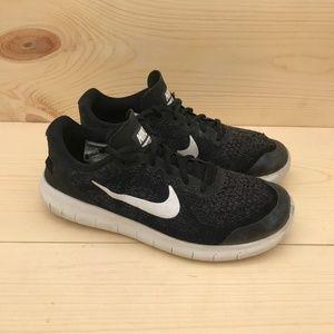 Nike Free RN 2017 Black Dark Gray